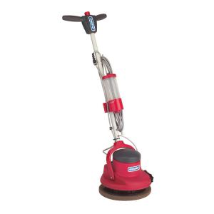 cleanfix floormac deluxe single disc commercial domestic compact hard floor polisher free 750ml rtu avmor buffalo shine